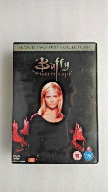 Buffy The Vampire Slayer - Series 2 - Complete (DVD, 2005)